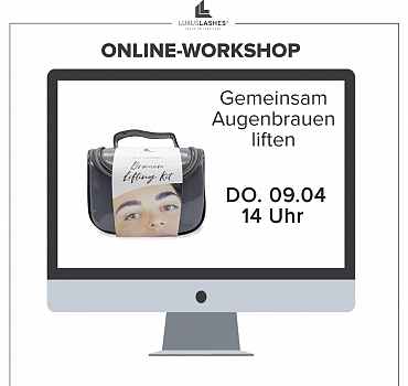Augenbrauenlifting Kit